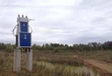 """Началось строительство электрических сетей в коттеджном поселке """"Грин Парк"""""""