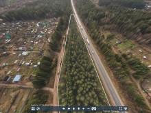 Продается участок 2,2 гектара под придорожный сервис на Советском тракте