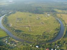 Снимки поселков с воздуха