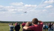19 августа на аэродроме Кучаны компанией «Вяткааваиа» был организован праздник, посвящённый дню Воздушного флота России