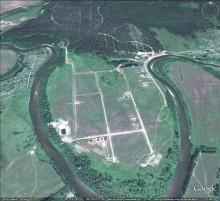Фотографии поселков из космоса