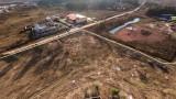 Участок 4,2 гектара промышленного назначения в Пасегово